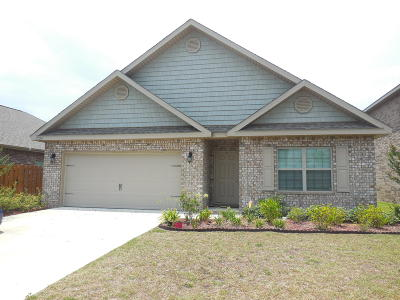 Gulf Breeze Single Family Home For Sale: 1725 Waterford Sound Boulevard