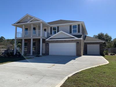 Gulf Breeze FL Single Family Home For Sale: $422,990
