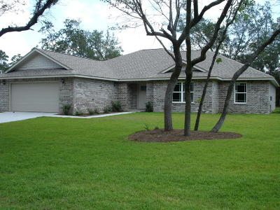 Gulf Breeze FL Single Family Home For Sale: $336,000