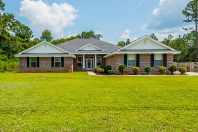 Navarre FL Single Family Home For Sale: $429,000