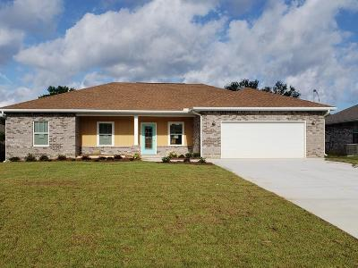 Gulf Breeze Single Family Home For Sale: 1341 Little Duck Circle