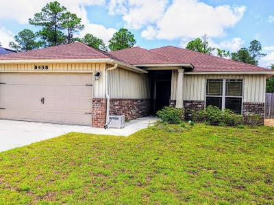 Navarre FL Single Family Home For Sale: $230,000