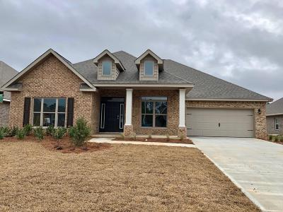 Navarre FL Single Family Home For Sale: $373,150