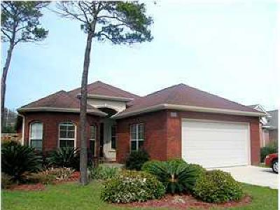 Gulf Breeze FL Single Family Home For Sale: $359,000