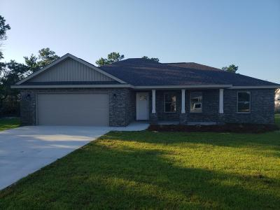 Gulf Breeze Single Family Home For Sale: 4849 Whitewood Road
