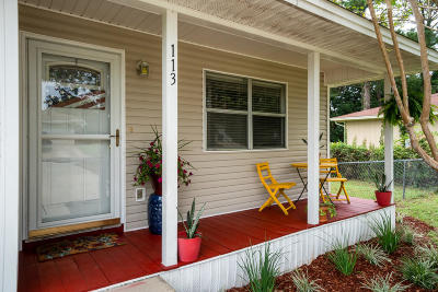 Okaloosa County Single Family Home For Sale: 113 Marimba Street #B