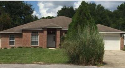 Okaloosa County Single Family Home For Sale: 440 Christopher Drive