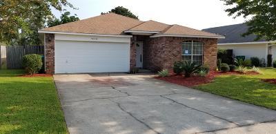 Navarre FL Single Family Home For Sale: $227,000