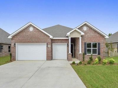 Navarre Single Family Home For Sale: 3509 Turquoise Drive