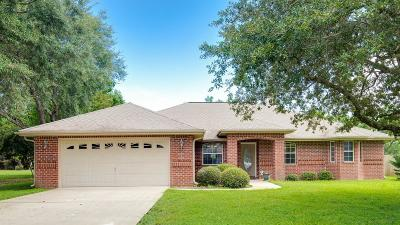 Navarre FL Single Family Home For Sale: $314,900
