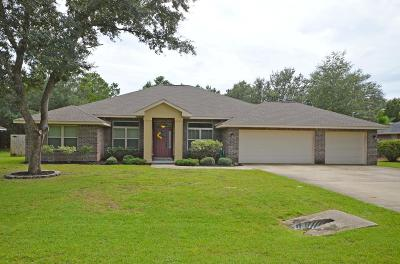 Navarre Single Family Home For Sale: 6547 Federal Street