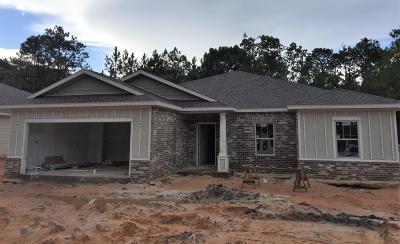 Navarre FL Single Family Home For Sale: $274,500