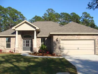 Navarre FL Single Family Home For Sale: $279,900