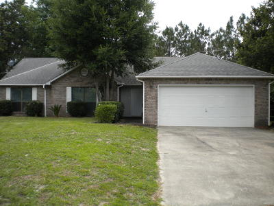 Gulf Breeze Single Family Home For Sale: 2466 Houston Circle