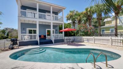 Destin Single Family Home For Sale: 101 Crystal Beach Drive