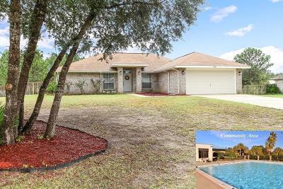 Navarre FL Single Family Home For Sale: $249,900