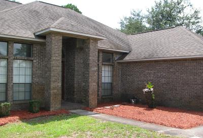 Navarre FL Single Family Home For Sale: $232,500