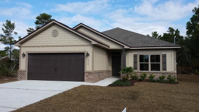Navarre FL Single Family Home For Sale: $210,000