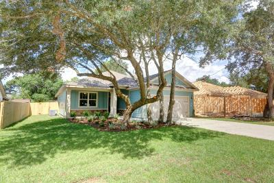 Navarre FL Single Family Home For Sale: $252,500