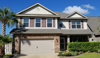 Gulf Breeze Single Family Home For Sale: 1815 Waterford Sound Boulevard