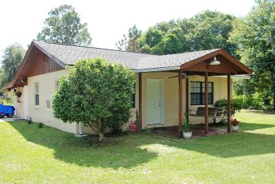 Single Family Home For Sale: 4165 Highway 87