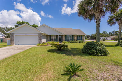 Navarre FL Single Family Home For Sale: $278,000