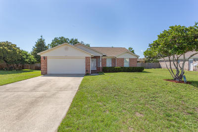 Gulf Breeze Single Family Home For Sale: 1779 Village Parkway