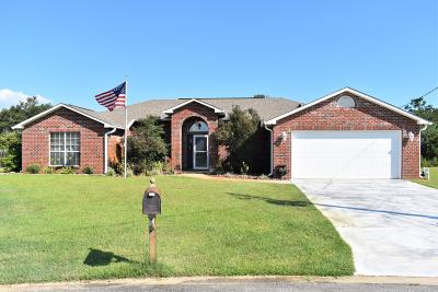 Gulf Breeze Single Family Home For Sale: 4349 Lorraine Court