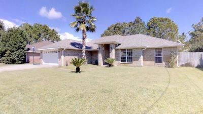 Navarre FL Single Family Home For Sale: $278,000