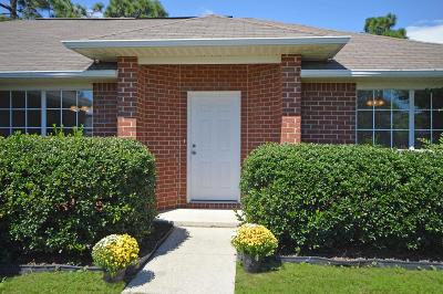 Navarre FL Single Family Home For Sale: $212,000