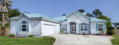 Gulf Breeze Single Family Home For Sale: 996 Coronado Court