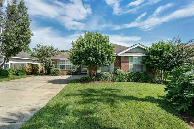 Gulf Breeze Single Family Home For Sale: 6487 Surfside Cove