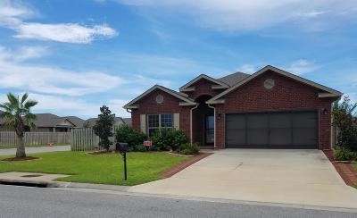 Gulf Breeze Single Family Home For Sale: 1839 Triton Drive