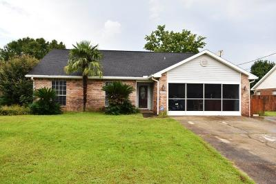 Okaloosa County Single Family Home For Sale: 4770 Coronado Circle
