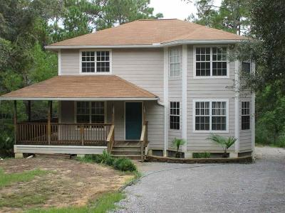 Gulf Breeze Single Family Home For Sale: 5333 Spruce Street