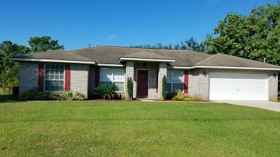 Navarre FL Single Family Home For Sale: $243,900