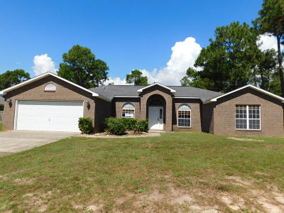 Navarre FL Single Family Home For Sale: $239,000