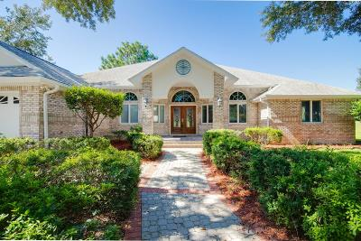 Navarre Single Family Home For Sale: 2795 Pebble Beach Drive