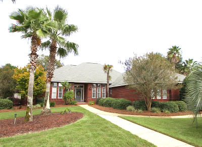 Gulf Breeze Single Family Home For Sale: 2548 Frank Circle