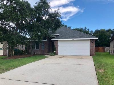 Gulf Breeze FL Single Family Home For Sale: $390,000