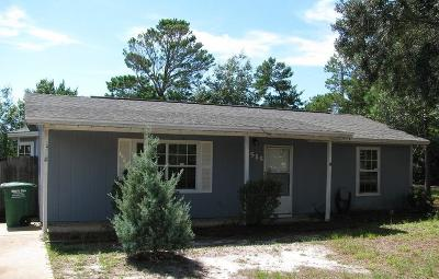 Gulf Breeze Single Family Home For Sale: 5515 Maverick Lane