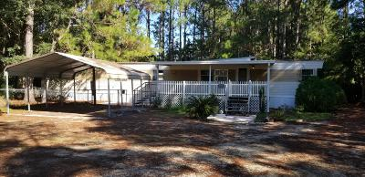 Navarre FL Single Family Home For Sale: $69,000