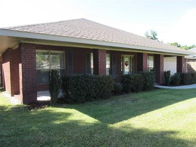 Navarre Single Family Home For Sale: 1981 Pelican Lane