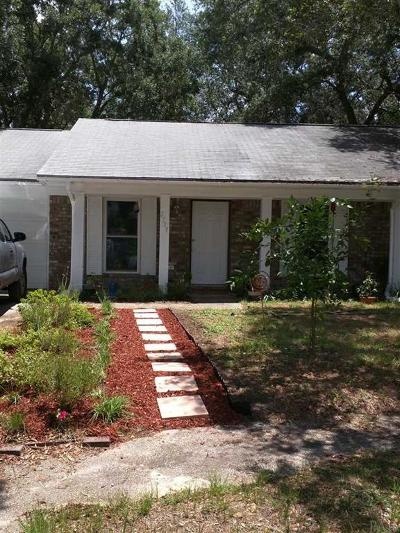 Gulf Breeze Single Family Home For Sale: 2739 Sanibel Place