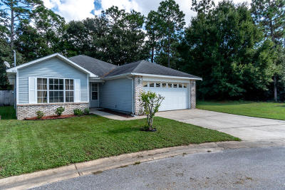 Okaloosa County Single Family Home For Sale: 1838 Brick Circle
