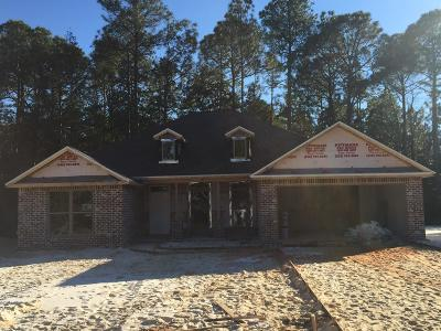 Navarre FL Single Family Home For Sale: $307,500