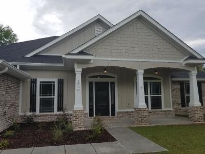 Santa Rosa County Single Family Home For Sale: 2858 Braswell Street