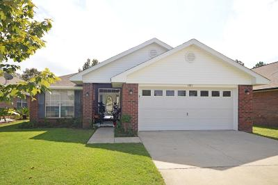 Gulf Breeze Single Family Home For Sale: 1071 Sterling Point Place