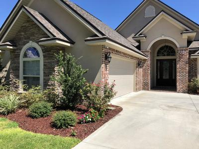 Gulf Breeze Single Family Home For Sale: 5353 Woodlake Trace