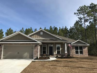 Navarre Single Family Home For Sale: 7144 Gordon Evans Road